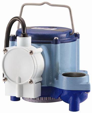 Picture of Little Giant Pump Co., Sump Pump, Model PLG-6-CIA, 1/3 HP, Automatic