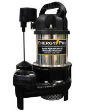 Picture of EnergyPro 1/2 HP, Effluent/Sump Pump, Model PZM-EP-50V-SJ, Automatic