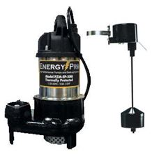 Picture of EnergyPro 1/2 HP, Effluent/Sump Pump, Model PZM-EP-50M-AVF, Automatic