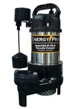 Picture of EnergyPro 3/4 HP, Effluent/Sump Pump, Model PZM-EP-75V-SJ, Automatic