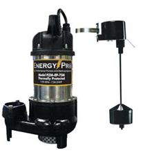 Picture of EnergyPro 3/4 HP, Effluent/Sump Pump, Model PZM-EP-75M-AVF, Automatic