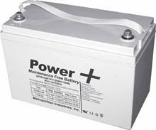 Picture of 12V Maintenance Free Deep Cycle AGM Battery, Model AZP-BATTERY-LW