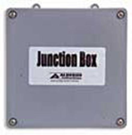 "Picture of Junction Box, 6"" x 6"" x 4"" Enclosure, Model SAL-JB-6x6x4"