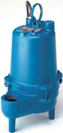 Picture of Barnes Pumps 4/10 HP, Sewage Pump, Model PZM-SE411