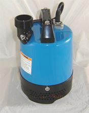 Picture of Tsurumi Pumps 2/3 HP Utility Pump, Model PZM-LB-480