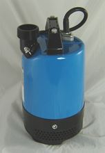 Picture of Tsurumi Pumps 1 HP Utility Pump, Model PZM-LB-800