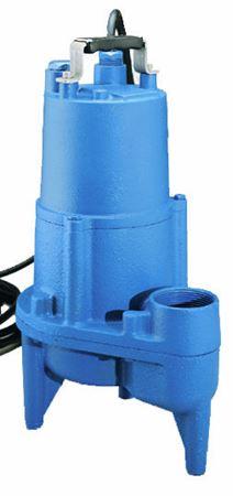 Picture of Barnes Pumps 1/2 HP, Sewage Pump, Model PZM-SEV412