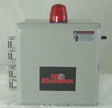 Picture of Simplex Control Panel, 120/200/230 Volt, Model SRB-SPLX-PANEL