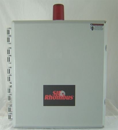 Picture of Duplex-Alternating Panel, 3 Phase, 200/230/460V, Model SRB-DPLX-3PH