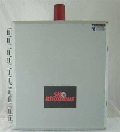 Picture of Duplex-Alternating Panel, 3 Phase, 200/230/460V, Model SRB-DPLX-3PH