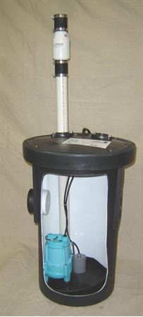Picture of Prepackaged Sewage Pump System, Model PLG-9S-SMPXRT-K