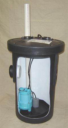 Picture of Prepackaged Sewge Pump System, Model PLG-9S-SMPX-NCV