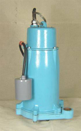 Picture of Little Giant Pump Co., 2HP Grinder Pump, Model PLG-GP-A231-30