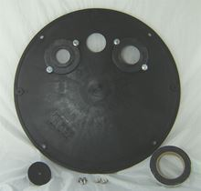 "Picture of Structural Foam Cover for 18"" I.D. Basin, Model BTO-C18SFE-20"