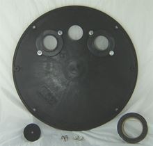 "Picture of Sturctural Foam Cover for 18"" I.D. Basin; Model BTO-C18SFE-15"