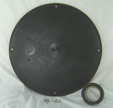 "Picture of Structural Foam Cover for 18"" I.D. Basin, Model BTO-C18SFE-21"