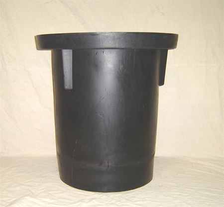 """Picture of 24x30"""" Poly Basin, Model BTO-24x30-RTBAS"""