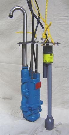 Picture of Barnes Grinder Pump Replacement Core, Model PZM-OGP-CORE