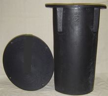 "Picture of 18x30"" Drainage Basin w/Poly, Solid Cover, Model ZJM-ZANDER-PKG2"