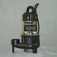 Picture of EnergyPro 1/3 HP, Effluent/Sump Pump, Model PZM-EP-33M, Manual