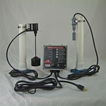 Picture of Duplex-Alternating Controller, 120V, Model SRB-ULTRANATOR