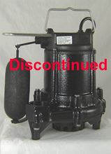 Picture of Energy Saving, Effluent/Sump Pump, Model PVL-ES-SFS, 1/3HP, Automatic