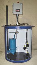 Picture of PrePackaged Grinder Pump System, Model PZM-SGV-A-42