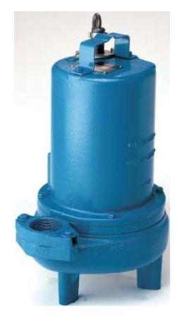 Picture of Barnes 1/2 HP 3 Phase Vortex Sewage Pump, Model PZM-3SEV544L