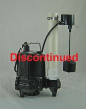 Picture of Energy Saving, Effluent/Sump Pump, Model PVL-ES-AVF, 1/3HP, Automatic