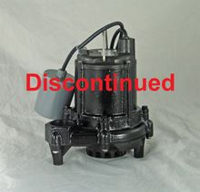 Picture of Energy Saving, Effluent/Sump Pump, Model PVL-ES-AFS, 1/3HP, Automatic