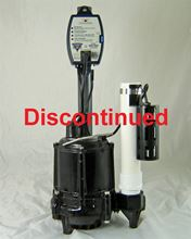 Picture of Energy Saving Effluent/Sump Pump Model PVL-ES-DFC2, 1/3 HP, Automatic