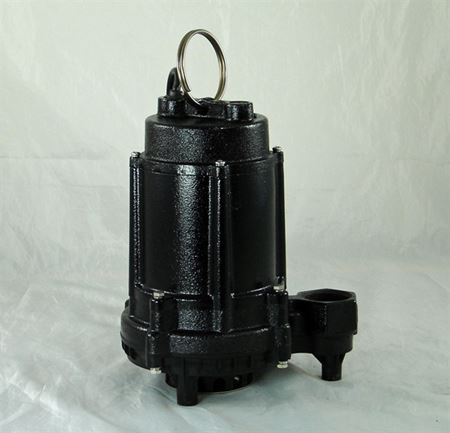 Picture of Effluent/Sump Pump, Model PVL-EC-MAN, 1/3 HP, Manual
