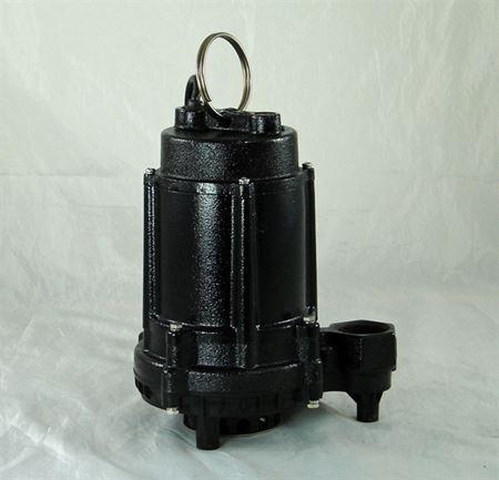 Picture of Effluent/Sump Pump, Model PVL-EC-MAN, 1/3 HP, Manual