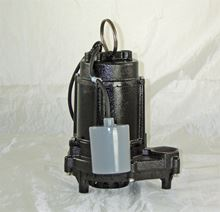Picture of Effluent/Sump Pump, Model PVL-EC-AFS, 1/3 HP, Automatic