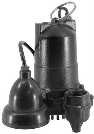 Picture of Effluent/Sump Pump Model PION-WC33i, 1/3 HP Automatic