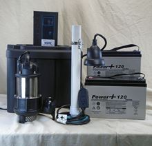 Picture of Simplex Battery Back-up System, Model PION-55ACI-P