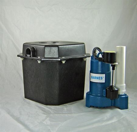 Picture of JMI Pump Systems Self Contained Sink Tray Unit Model PVL-WATERBOX-02